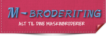 M-broderiting