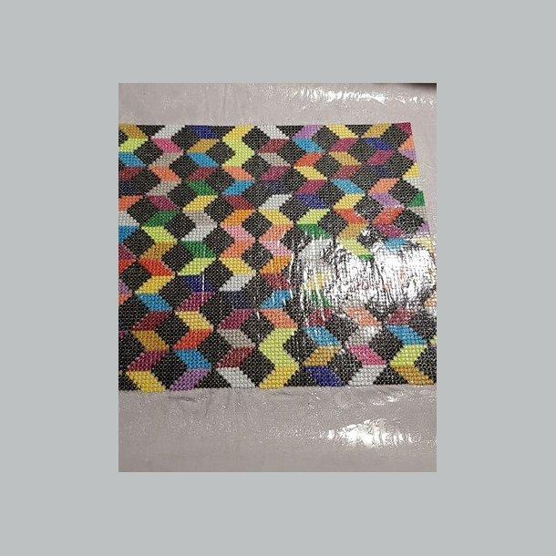 Lamineringsplastik 0,15 mm - 47 cm bred - 5 meter