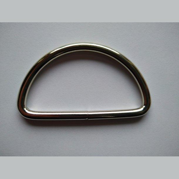 D-ring 5 cm flad