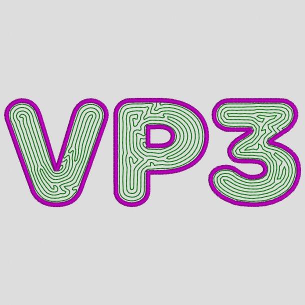 Maze fill alfabet VP3
