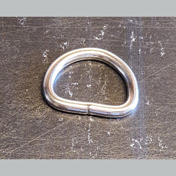 D-ring 2,5 cm kraftig