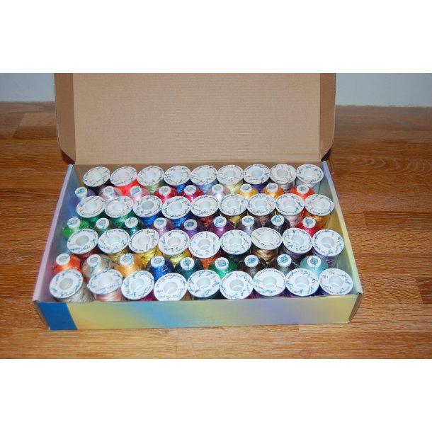 Brother farver 63 polyester broderitråd