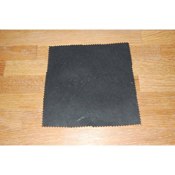 Papir rivevlies 80gr/m2 sort 5 meter