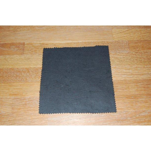 Papir rivevlies 60gr/m2 sort 5 meter