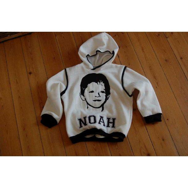 Billed bluse med Noah