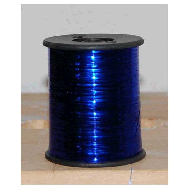 Mylartråd koboltblå