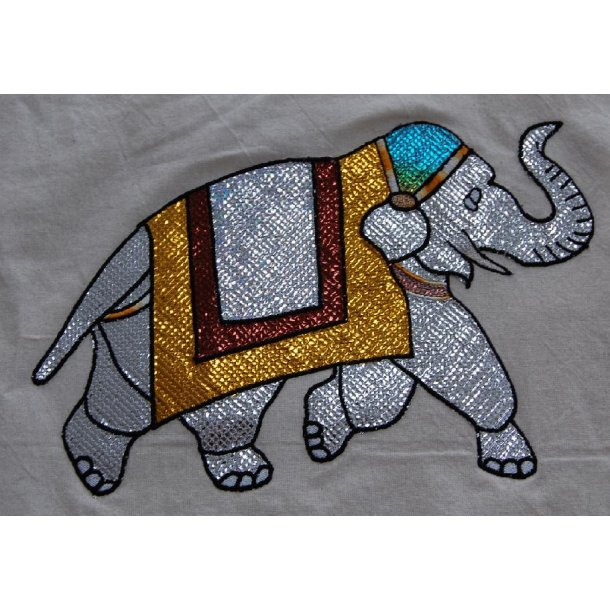 Mylar elefant