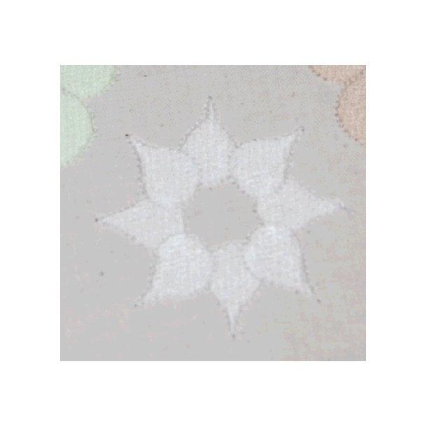 ML Solar 6 hvid til hudfarvet
