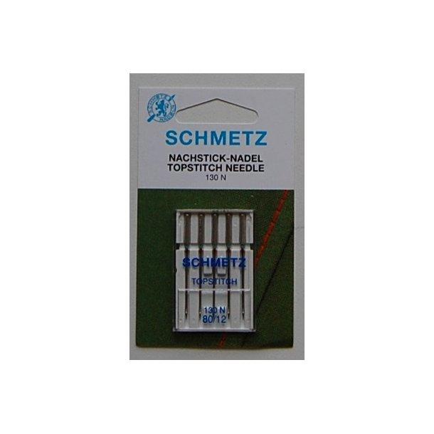Schmetz Topstitchnål 130N 80/12