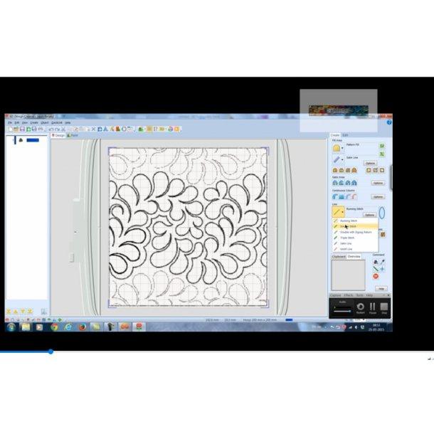 Lav dit eget quiltmønster i 6D