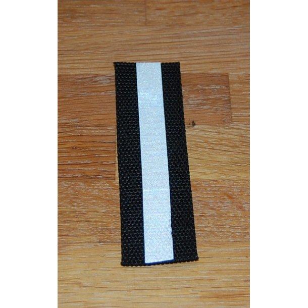 Refleksbånd 1,5 cm bred