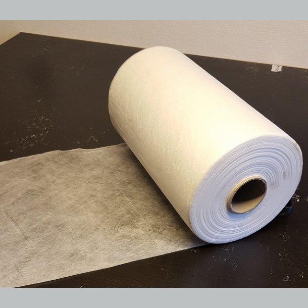 Vandopløselig vlies 45 cm bred 120 meter